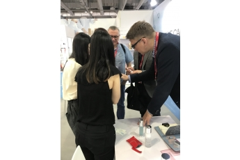 Success in 2018「COSMOPROF Asia Hong Kong」!